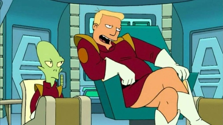 The Zapp Brannigan Theory That Would Change Everything On Futurama