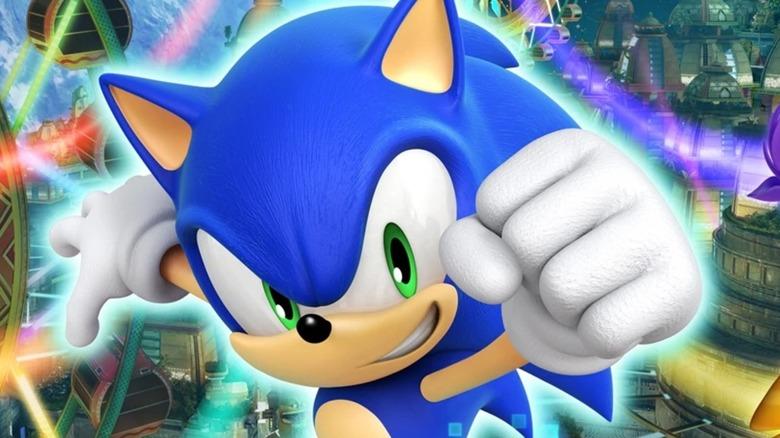 Sonic Colors Ultimate key art
