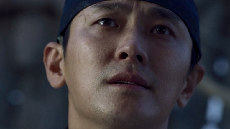 Ju Ji-hoon as Prince Lee Chang in Kingdom