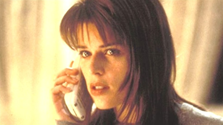 "Neve Campbell in ""Scream"""