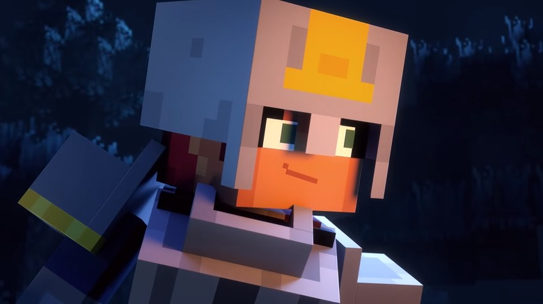 minecraft, dungeons, mojang, enchantments, best