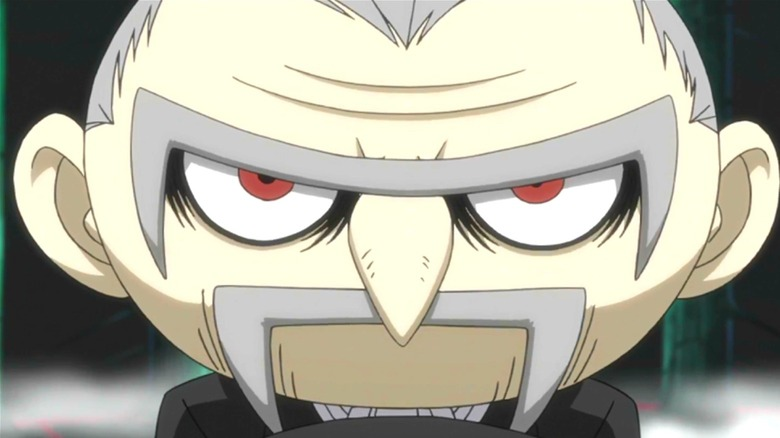 Mosquito from Soul Eater
