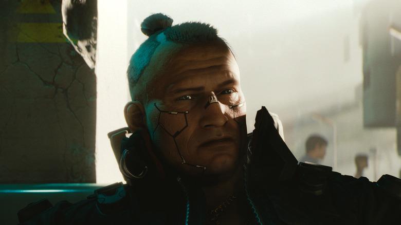 Cyberpunk 2077 Jackie