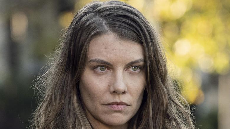 Lauren Cohan Maggie Green grim