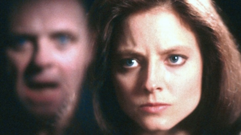 Clarice Starling Hannibal Lecter concerned