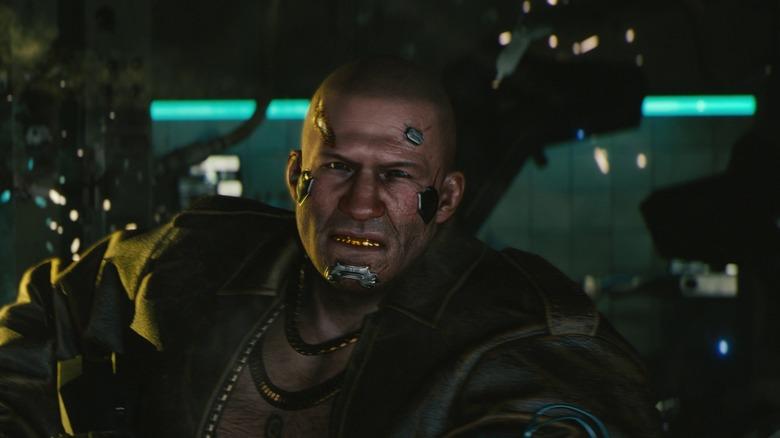 Cyberpunk Thug