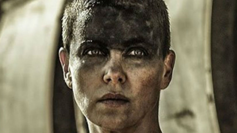 Charlize Theron as Imperator Furiosa in Mad: Max Fury Road