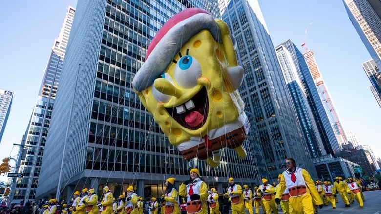 Spongebob Squarepants balloon