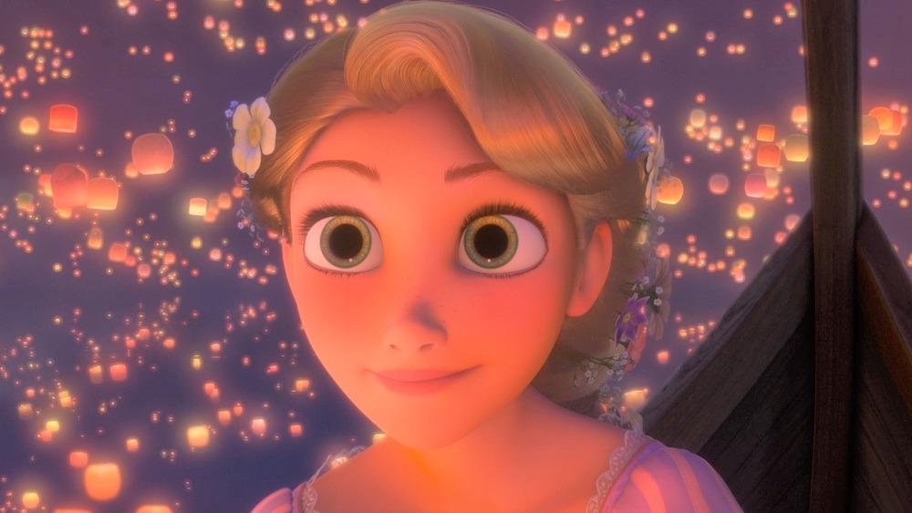 Tangled, Disney princess