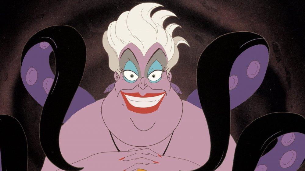 Ursula (Pat Carroll) in The Little Mermaid