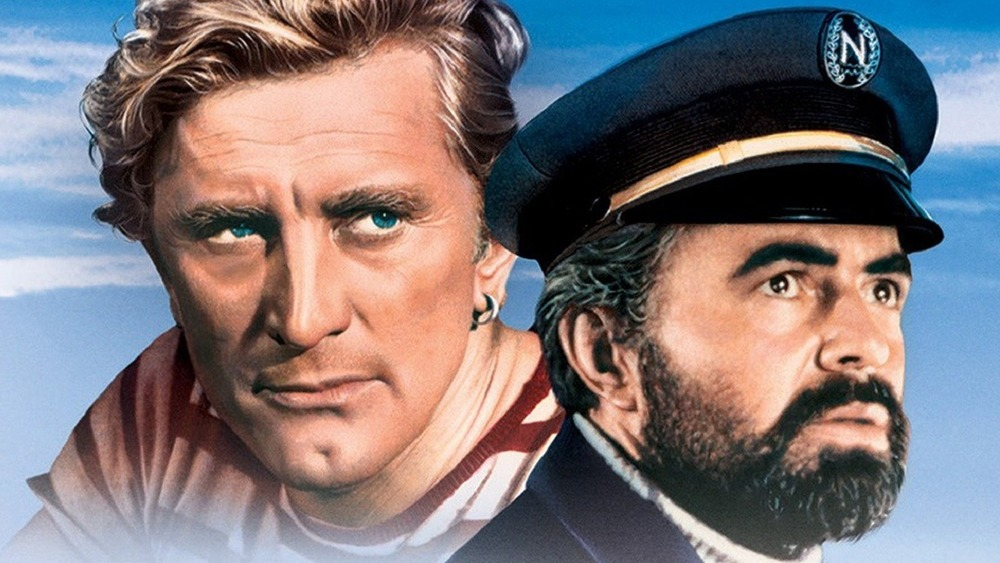 Ned Land and Captain Nemo together