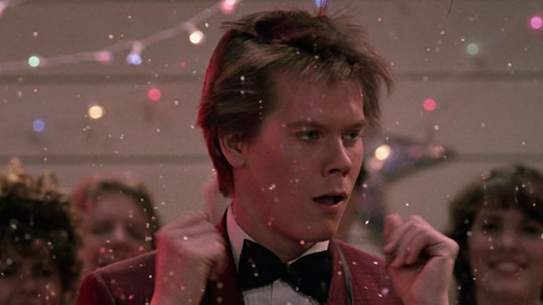 Kevin Bacon as Ren McCormack in Footloose