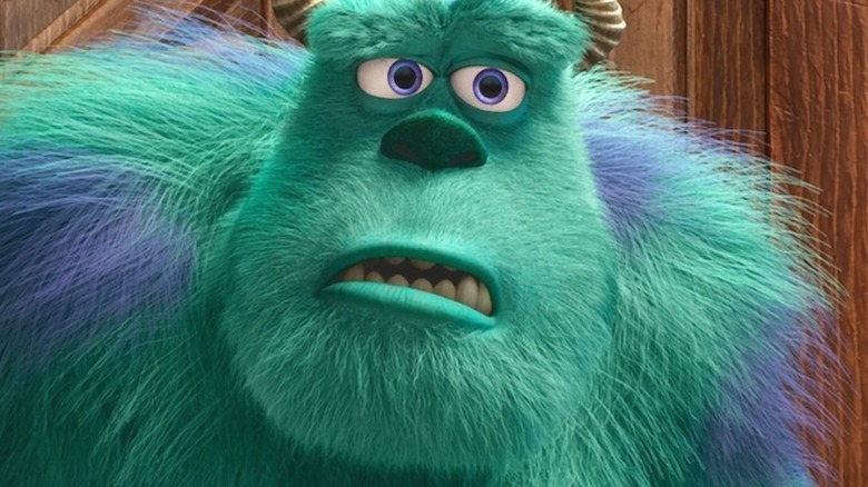 Sulley Monsters at Work