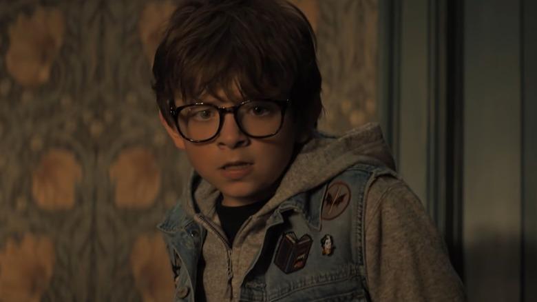 Winslow Fegley glasses
