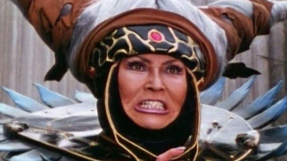 "Rita Repulsa in ""Mighty Morphin Power Rangers"""