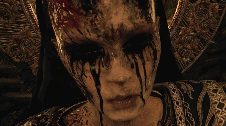 Mother Miranda bleeds