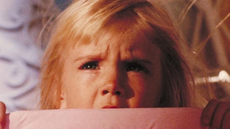 Carol Anne scared