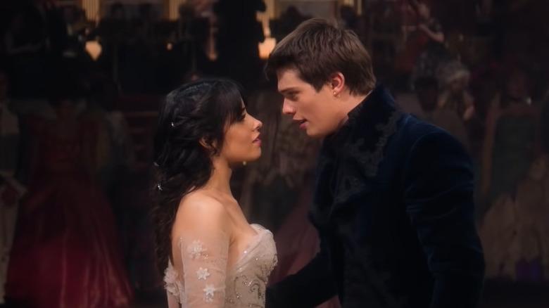 Ella dances with the Prince