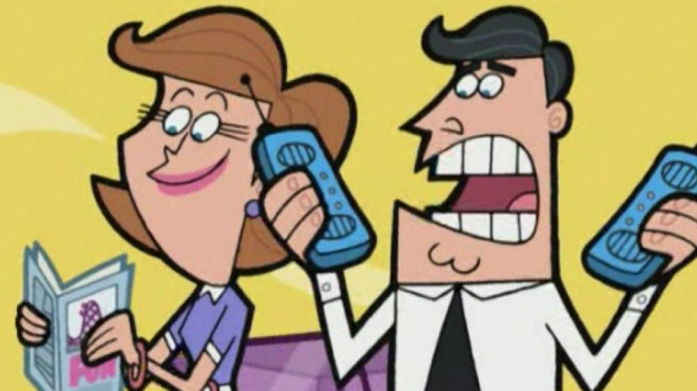 Scene from The Fairly OddParents