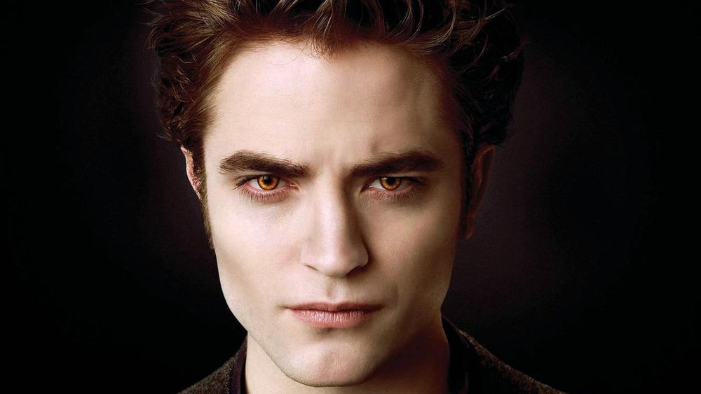 Edward Cullen alone