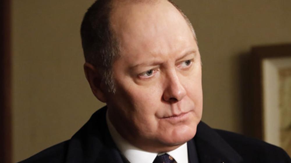 James Spader Raymond Reddington concerned