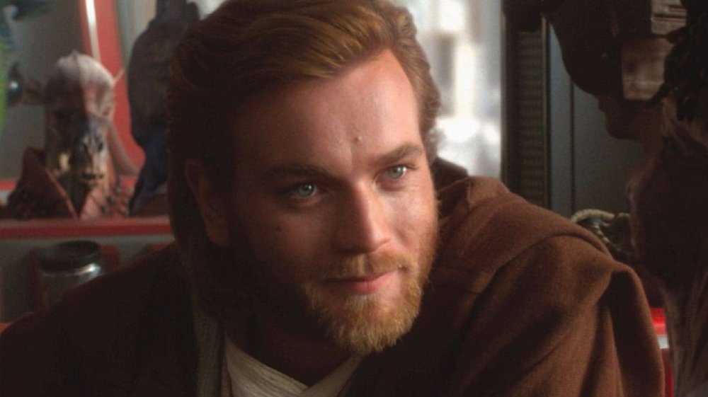 Ewan McGregor in Star Wars: Attack of the Clones