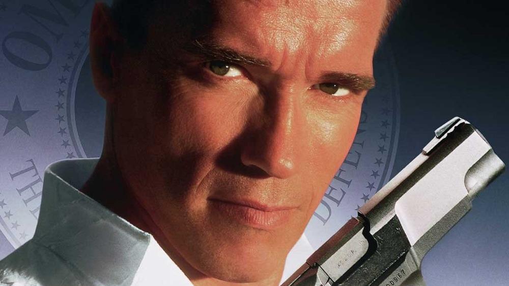 Arnold Schwarzenegger in True Lies