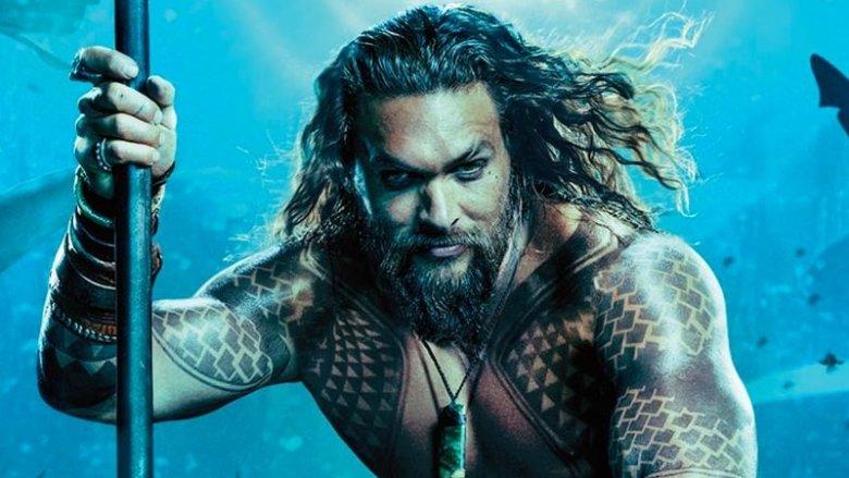 Jason Momoa as Arthur Curry/Aquaman