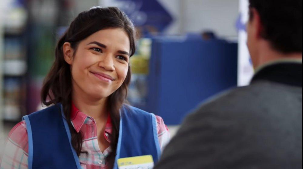 America Ferrera as Amy on Superstore