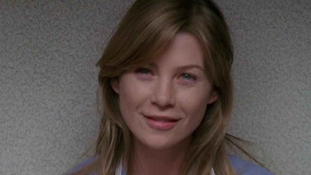 Pompeo in Grey's Anatomy