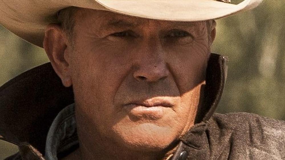 John Dutton steely gaze