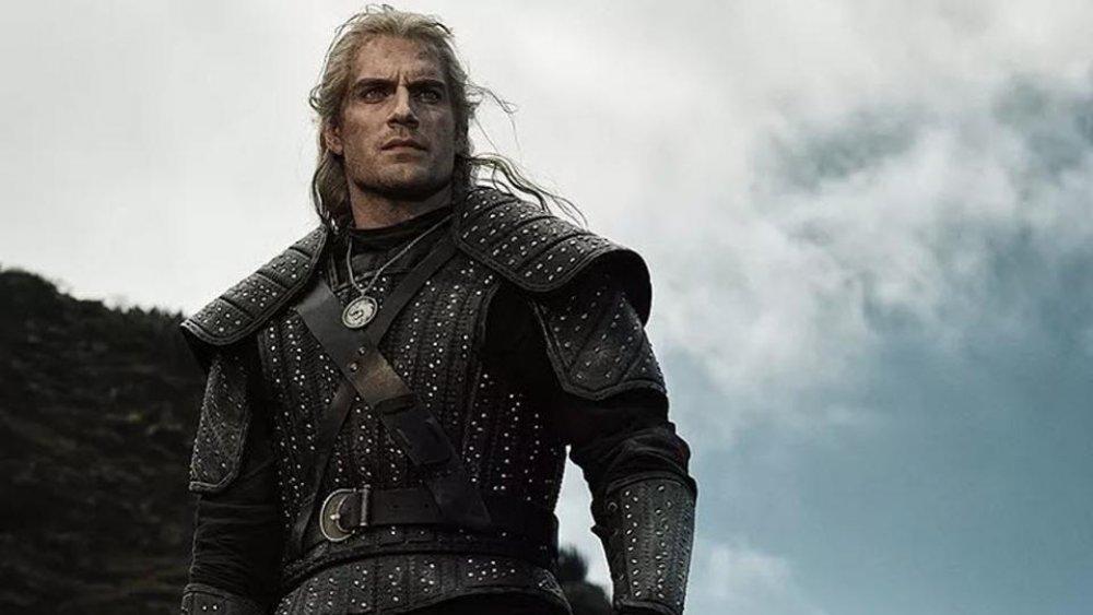 Henry Cavill as Geralt of Rivia