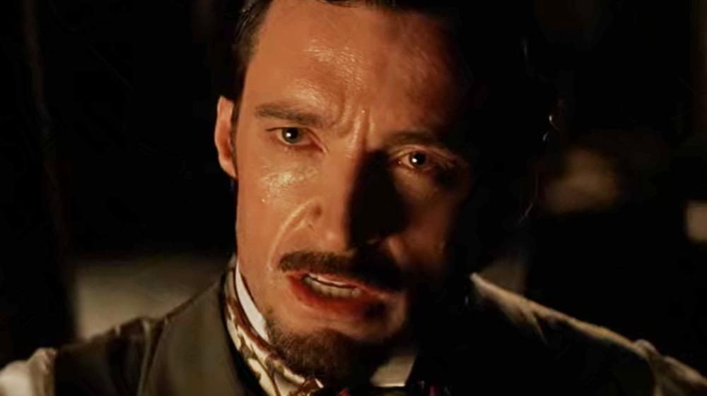 Hugh Jackman as Robert Angier