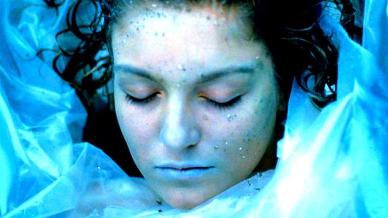 Laura Palmer in plastic