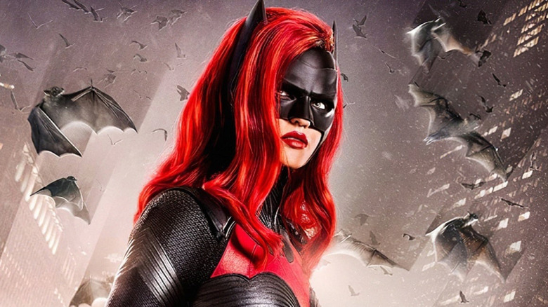 Ruby Rose as Batwoman on The CW's Batwoman