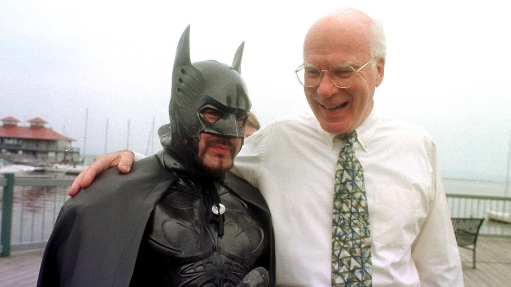 Patrick Leahy  Batman