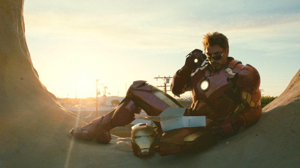 Robert Downey Jr as Tony Stark in Iron Man 2