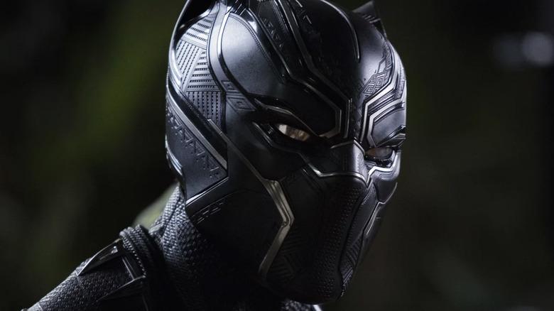 Black Panther helmet
