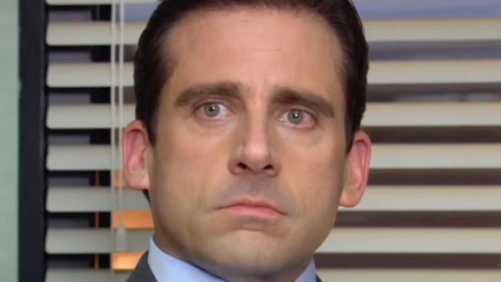 Michael Scott (Steve Carell) in The Office