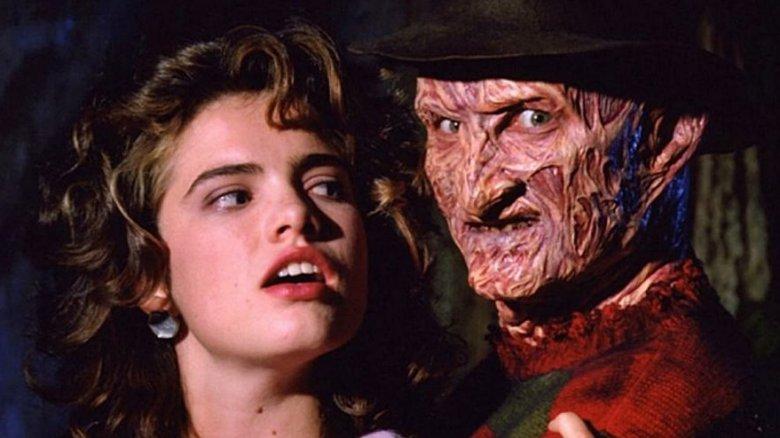 A Nightmare on Elm Street Freddy Krueger Nancy