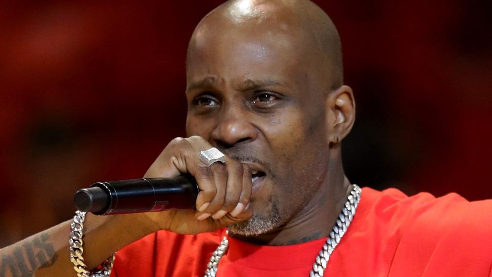 Rapper DMX has died