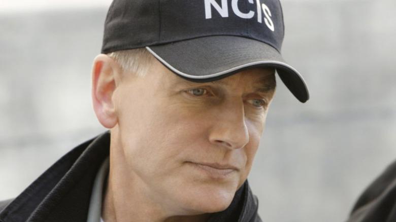Mark Harmon as Gibbs on NCIS