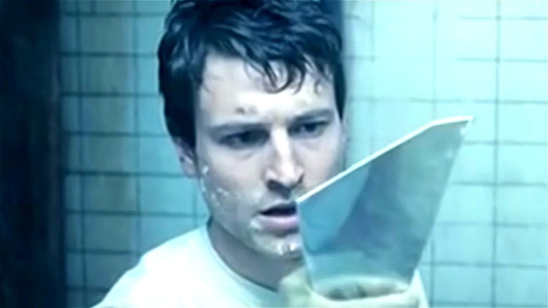Leigh Whannell in 'Saw'