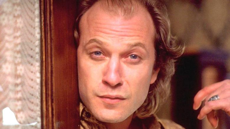 Jame Gumb/Buffalo Bill opening door