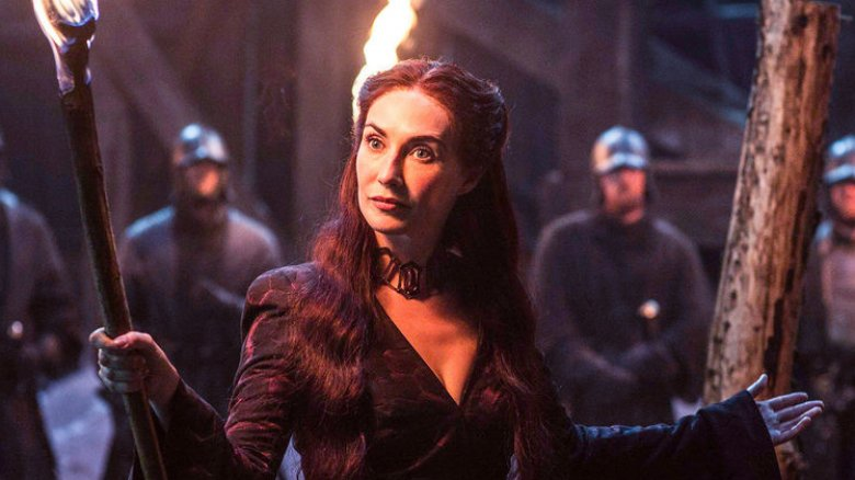 Carice van Houten Game of Thrones Melisandre