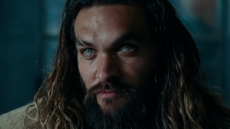 Aquaman from Justice League