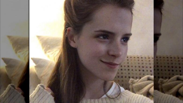 Ella Norton, who looks very much like Emma Watson