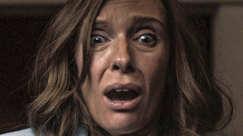 Toni Colette as Annie Graham in Hereditary