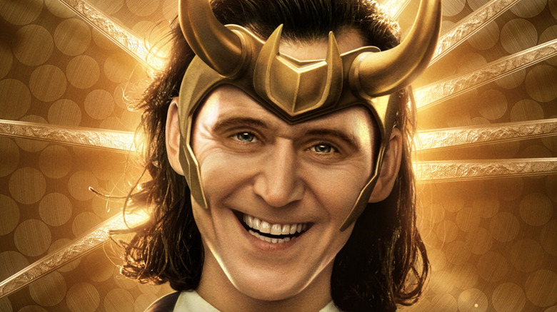 Tom Hiddleston President Loki poster