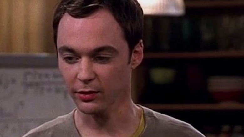Jim Parsons as Sheldon Cooper